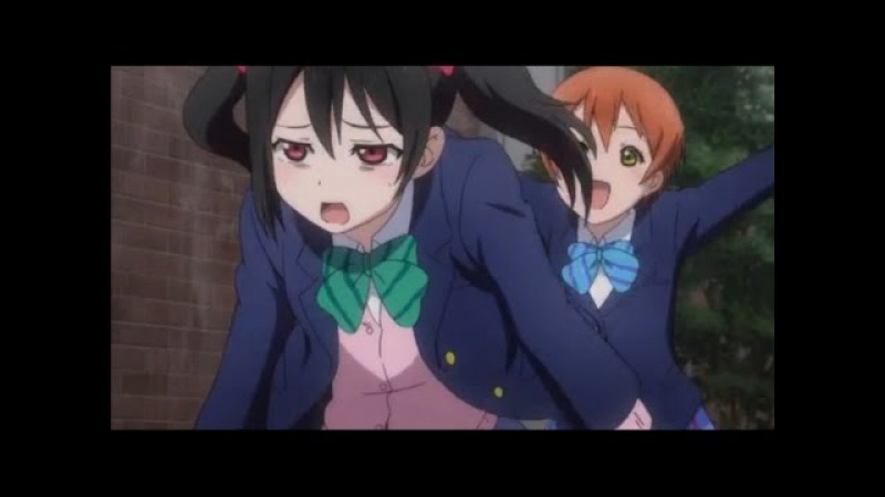 [MAD] 1 HOUR Nico Wait! Nico is running away - Love Live School Idol Project