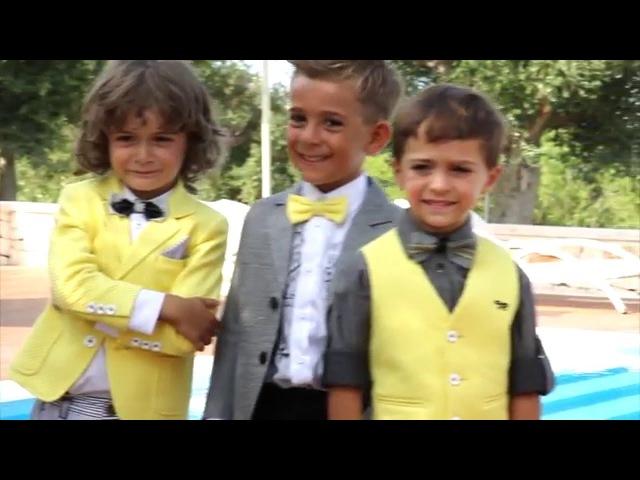 Tricolore Kids Collezione 2016 - Backstage