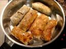 Как приготовить блины с мясом