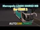 Marcopolo LD600 500RSD MB для Omsi 2