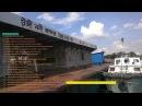 Travel by Boat Water bus trawler Around Dhaka