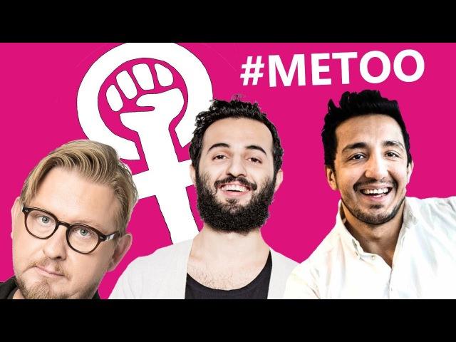 MeToo - När Feminister Våldtar