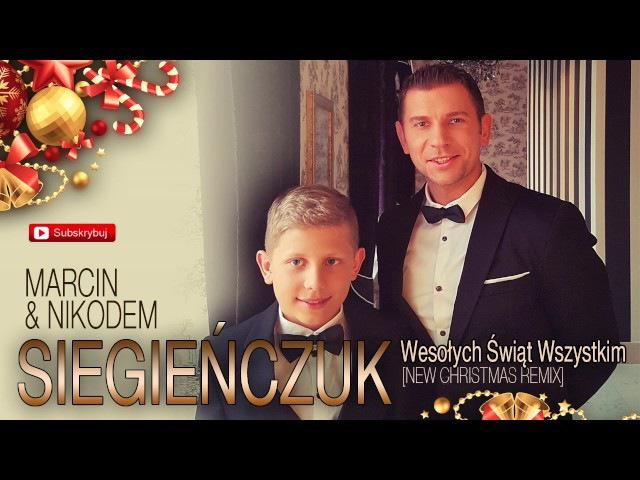 Marcin Nikodem Siegieńczuk Wesołych Świąt Wszystkim 2016