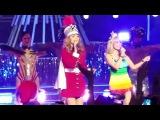 Кайли Миноуг в радужном платье  KYLIE MINOGUE LGBT DRESS
