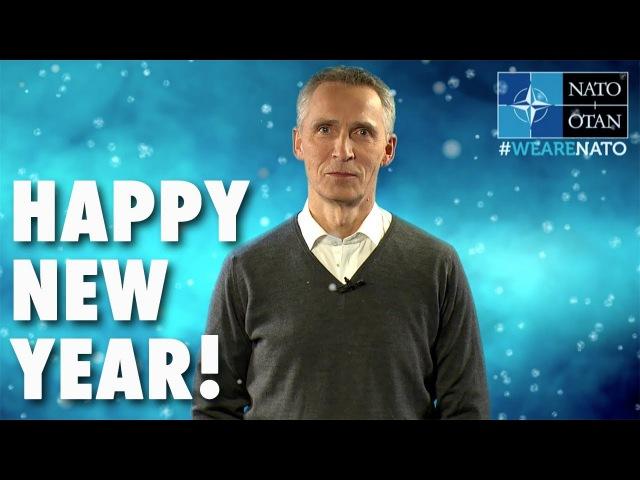 New Year message from NATO - WeAreNATO