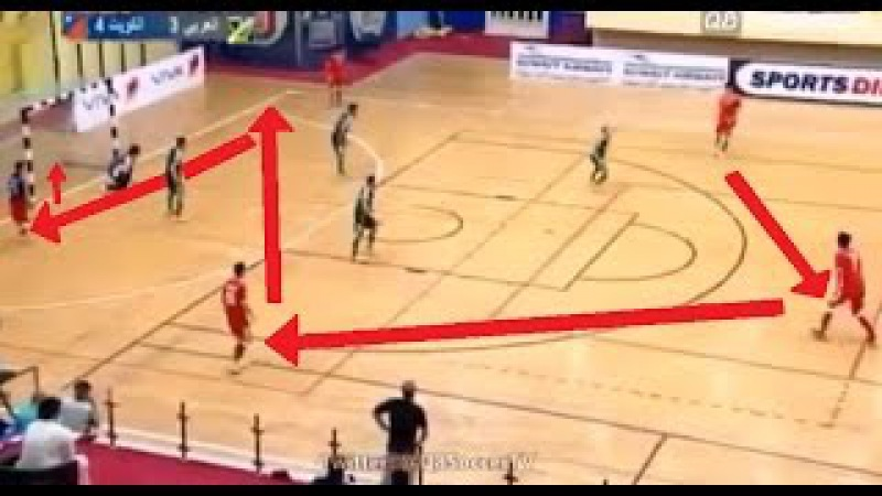 Amazing tiki taka Futsal TeamWork Is Key Kompilasi Video Instagram