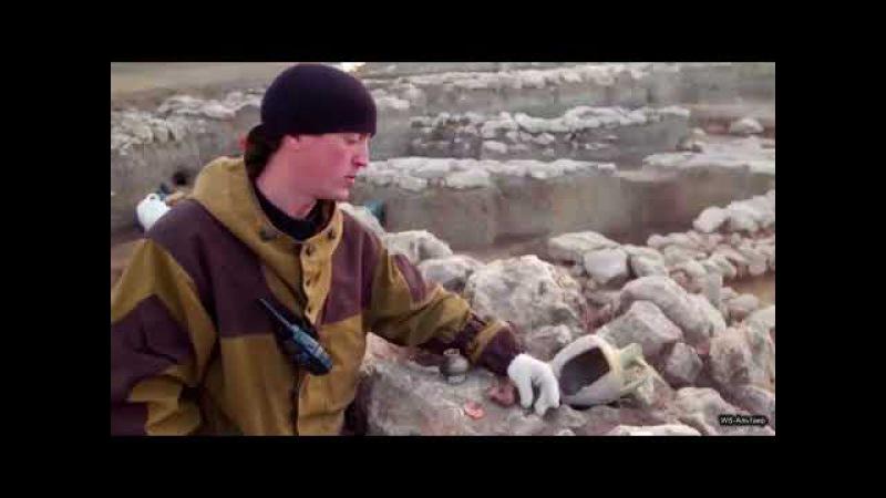 Крымский мост Археологические раскопки третья часть 30 11 17