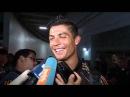 Ronaldo stupid journalist