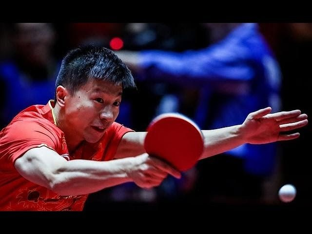 Ma Long - Best Points of 2017