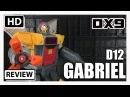 DX9 Toys D12 Gabriel Transformers Masterpiece Omega Supreme