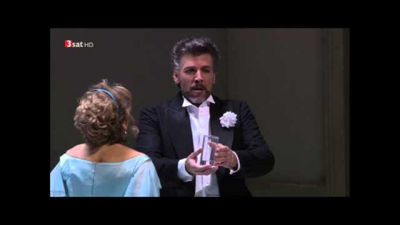 Renée Fleming Thomas Hampson, Finale Arabella, Salzburg 2014