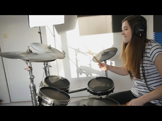 Echame La Culpa - Luis Fonsi, Demi Lovato - Drum Cover   By TheKays