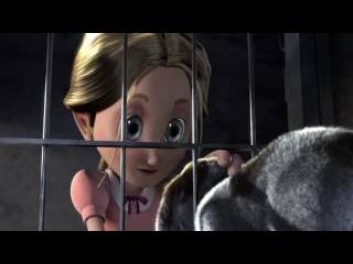 мультик Забери меня домой короткометражный мультфильм про добрую собаку