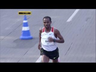 Kolkata 25k - Kenenisa Bekele 1:13:48 [Full Race] 2017 HD