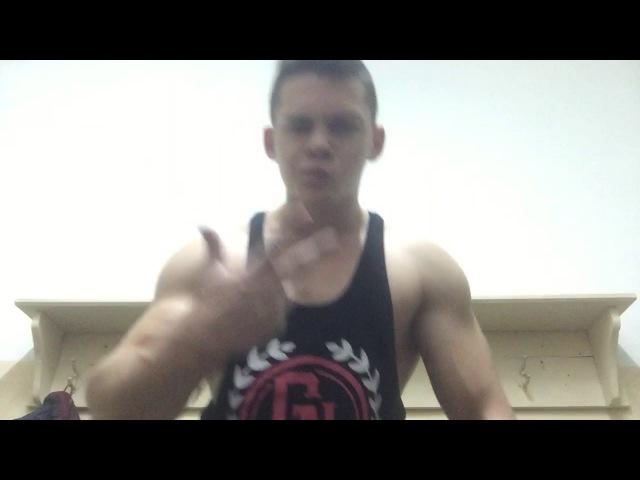 16 years old bodybuilder, amazing big