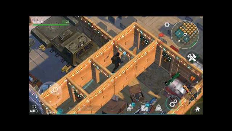 Last day on earth survival 120 - Recolectando cuerdas - android gameplay español