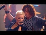 Валерий Леонтьев и Диана Арбенина - Ты дарила мне розы