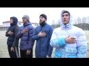 Видео как боксеры сборной Казахстана поют гимн на немецкой земле