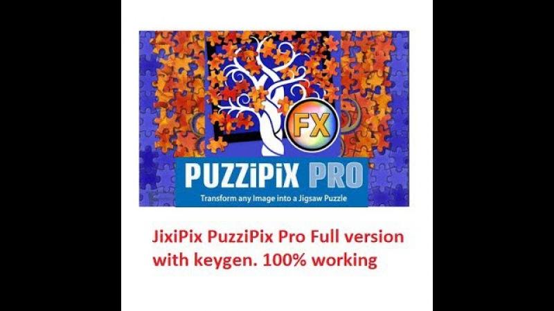 JixiPix PuzziPix Pro Full Version with Keygen. 100% working