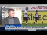 Beşiktaş Başkanı Fikret Orman   Beşiktaş - Galatasaray Derbisi Öncesi Özel Röportaj 1 Aralık 2017