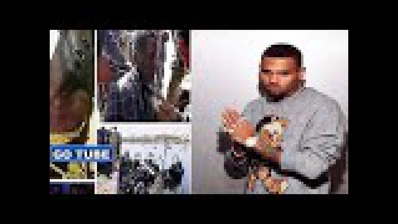 Chris Brown speaks out on slave trade In Libya!!
