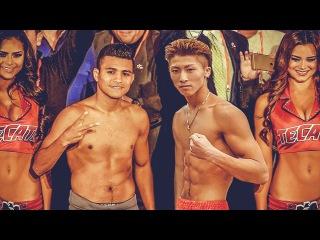 Naoya Inoue vs Roman Gonzalez (Top 10 Knockouts)