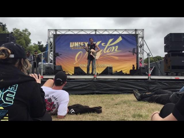 Marcus Bridge - Quantum Flux (Acoustic) Live @ UNIFY 17