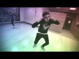 Танец под GAZIROVKA - Black (Танцующий Чувак) угарнули Танцы в моей кровати