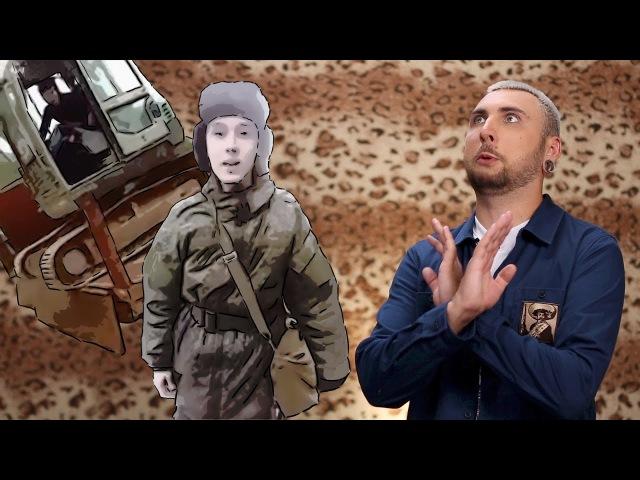 100500 Экскаватор в Пропасть и Солдат Кран