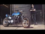 2. Yamaha Yard Build XJR1300 Rhapsody in Blue by Keino