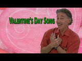 Valentine's Day Song Valentine's Day We Celebrate Holiday Song Jack Hartmann