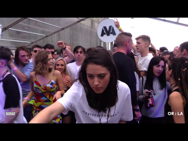 OR:LA Boiler Room x AVA Festival DJ Set