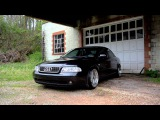 Audi 2000 B5 A4 - Airlift Performance + OZ Futuras
