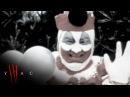 Реальный Клоун Убийца Пеннивайз из ОНО Ужас