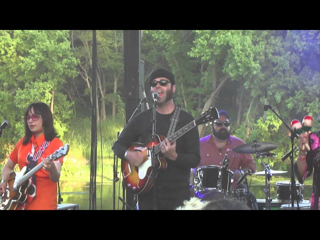 Joel Gion and the Primary Colours - Song 1 @ Austin Psych Fest 2014