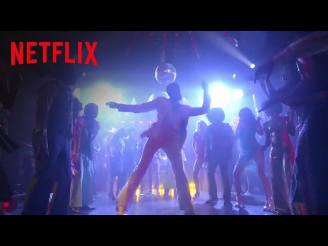 Web Exclusive | 'The Get Down' Dances to 'Unbreakable Kimmy Schmidt' [HD] | Netflix