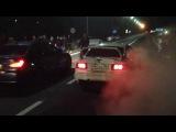 BMW 525i 2 5л  VS Toyota Celica ST202 2л ИРКУТСК