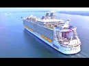 САМЫЙ БОЛЬШОЙ В МИРЕ КРУИЗНЫЙ ЛАЙНЕР. Harmony Of The Seas