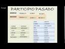 Participio Pasado в испанском языке