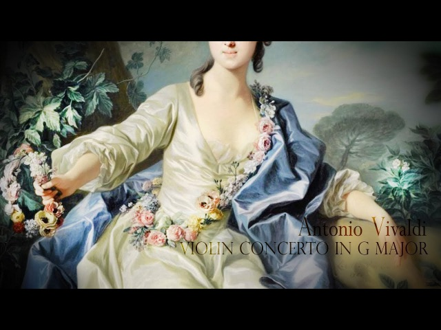 A. VIVALDI: «La Stravaganza» Violin Concerto No.3 in G major RV 301 [with Winds], La Pastorella