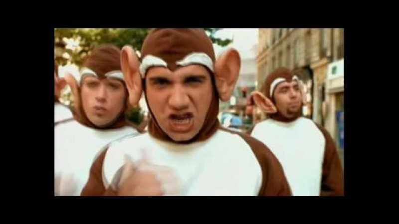 Bloodhound Gang The Bad Touch Russian cover На русском языке HD 1080p
