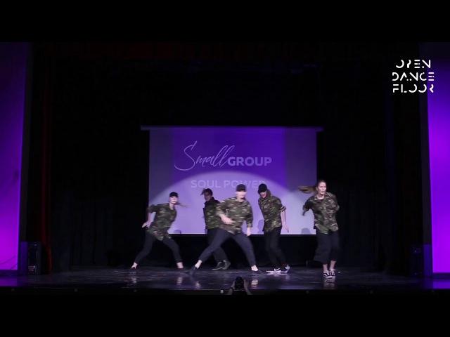 SOUL POWER CREW | open dance floor