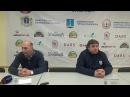 28.12.17. Пресс-конференция после матча «Волга» - «Динамо-Казань»