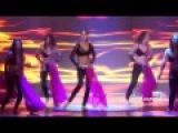 Katrina Kaif Belly Dance at Filmfare Awards 2013. Hottest Tummy Exposure - HD
