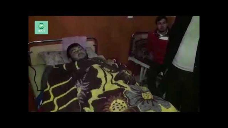 Сирия: корреспондент ФАН посетил осажденные «Джебхат ан-Нусрой» поселки к северу от Идлиба. Опубликовано: 6 янв. 2018 г.