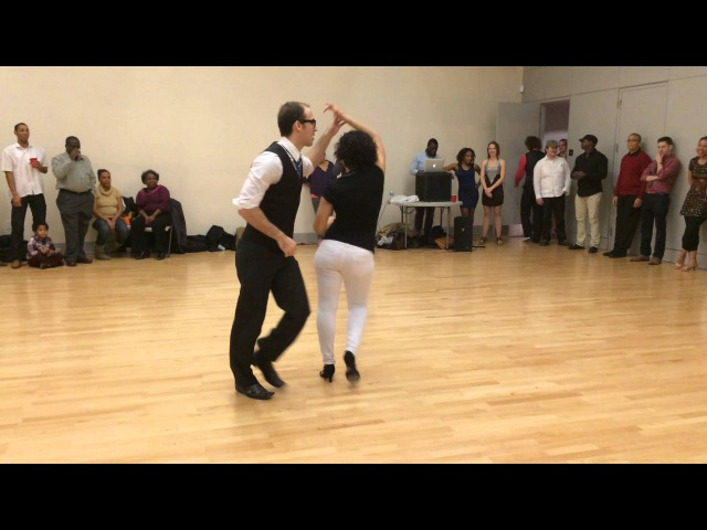 Bailar Casino: Demo at DC Casineros Cuban Dance Social