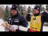 Йоханнес Тиннес Бё получил специальный подарок к началу Рождественского месяца — свой первый желтый биб