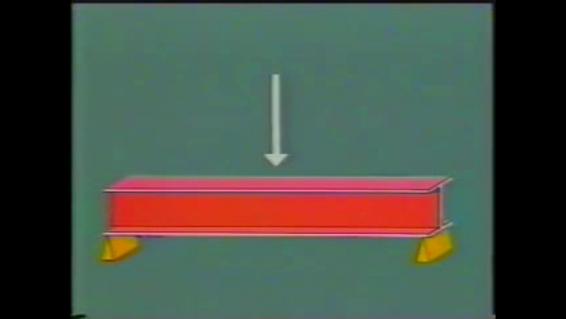 Устойчивость плоской формы изгиба балок двутаврового постоянного сечения.