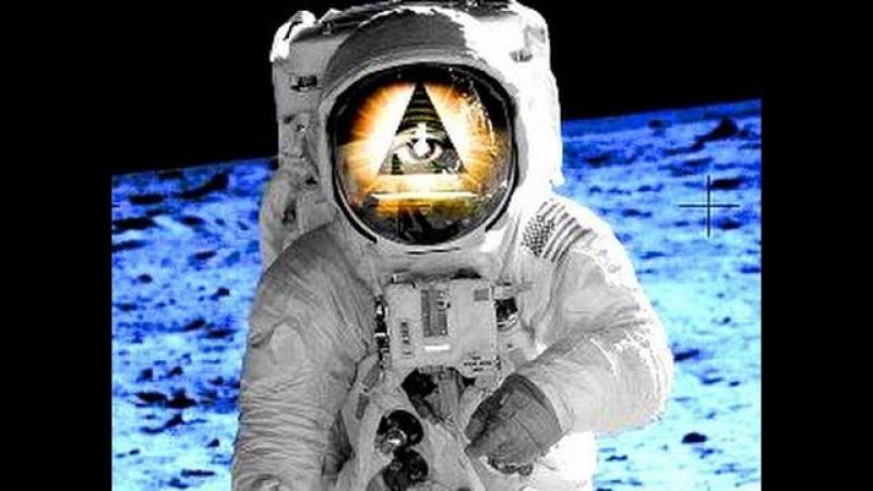 №3 NASA и сатанисты, (масоны, илюминаты, НАСА)