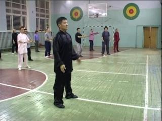 Цигун - Игры пяти зверей. Шень Чжи